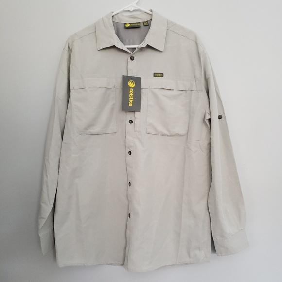220422563e8 Solstice Apparel Men s Long Sleeve Travel Shirt